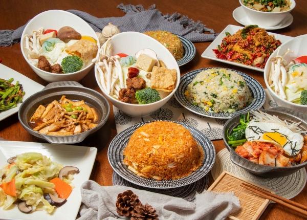五大餐廳美食饗宴,星級飯店好滋味